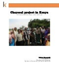 Charcoal Project in Kenya