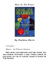 Charlaine Harris  Dead In The Famil...