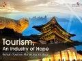 Charm Lee - Tourism, An Industry Of Hope - Keynote