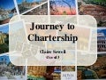 Journey to Chartership