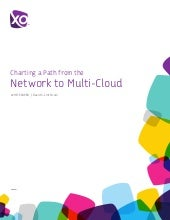 XO: Charting a Path from the Network to Multi-Cloud