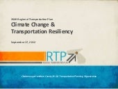 2040 RTP Climate Adaptation Worksho...
