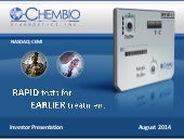 Chembio Diagnostics, Inc. video