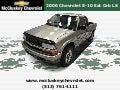 Used 2000 Chevrolet S-10 Ext Cab LS - Kings Automall Cincinnati, Ohio