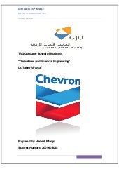Chevron - Derivatives and Financial...
