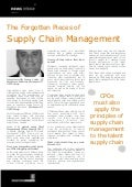 The Forgotten Pieces of Supply Chain Management - James Lucier, VP Workforce Solutions, Workspend™/USTS Group