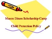 Camp Volunteer Child Protection Tra...