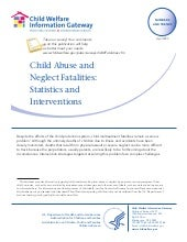 Child Abuse and Neglect Facilities:...