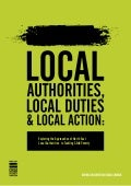 Child poverty   local authorities, local duties & local action