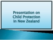 Child protection presentation