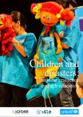 Children and disasters - Building r...