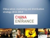 Admarcom wine presentation china