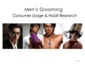 China\'s Men\'s Grooming Market - E...