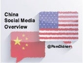 China Social Media Overview