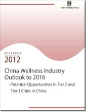 China Wellness Industry Outlook 201...