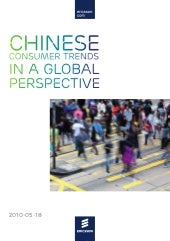 Chinese consumer trends in a global...