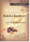 ChocoDelight's Offering for RakshaBandhan 2010