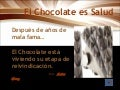 Chocolate y salud