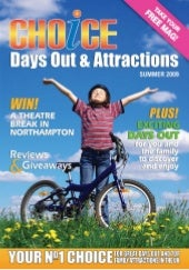 Choice Days Out And Attractions Sum...