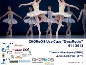 Project CHOReOS DynaRoute Use Case