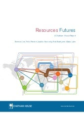 Resources Futures 2020-2050