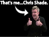 Chris Shade Presume: What do I do?
