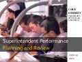 Kennedy Performance Review  / Growth Plan - June 2011