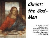 Christ the God-Man Part 1