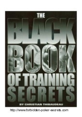 Christian thibaudeau   black book o...