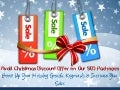 Christmas SEO Packages - Boost Up Your Seasonal Keywords