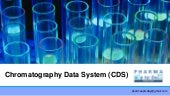 Data Integrity II - Chromatography data system (CDS) in Pharma
