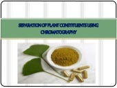 Chromatography ppt( beloved frnds)f...