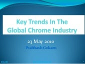 Key Trends In The Global Chrome Ind...