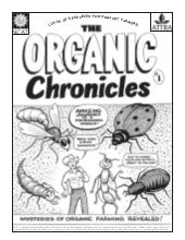 The Organic Chronicles No. 1: Myste...