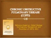 Chronic obstructive airway disease ...