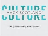 Guide for being a Culture Hack Scot...