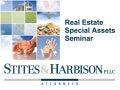 Real Estate / Special Assets Seminar
