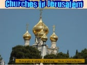 Churches of Jerusalem