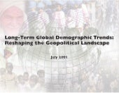 Cia report-2001-demographic trends-...