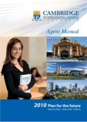 Cic japanese agent manual