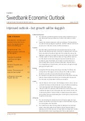 Swedbank Economic Outlook January 2010