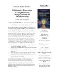 Collaborative Innovation in Drug Discovery flyer