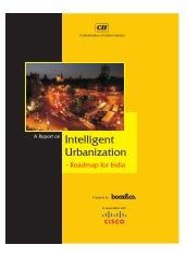 Cii Booz Report On Intelligent Urba...