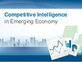 Ci in emerging economy