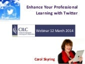 Enhance Your Professional Learning ...