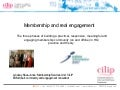 CILIP online communities: HQ management story for Online Information 2007