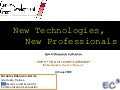 New technologies, New Professionals