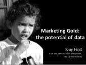 Marketing Gold for Libraries - The Data Inside