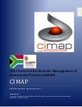 CIMAP membership information pack 2012