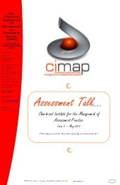 CIMAP Talk May 2012 issue 5